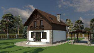 Заказать проект дома в Бресте
