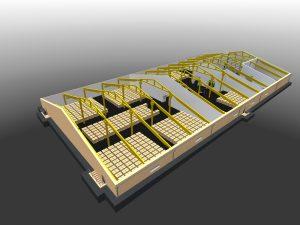 Проект склада